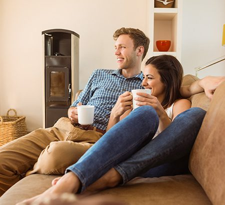Sitting on Couch - Renters or Home Owners