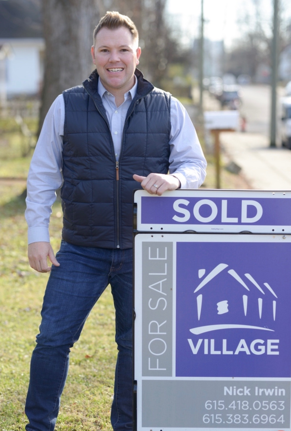 Nick Irwin - Real Estate Broker in Nashville
